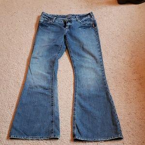 Silver Jeans Jeans - Silver bootcut jeans sz30/31